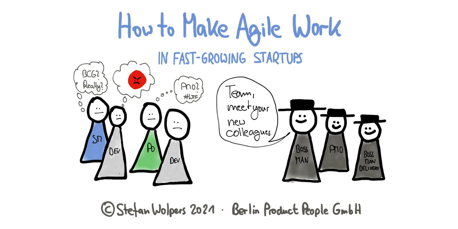 How to Make Agile Work in Fast-Growing Startups