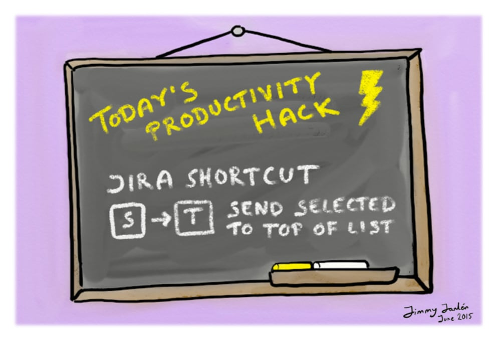 Jimmy Janlien's Productivity Hack