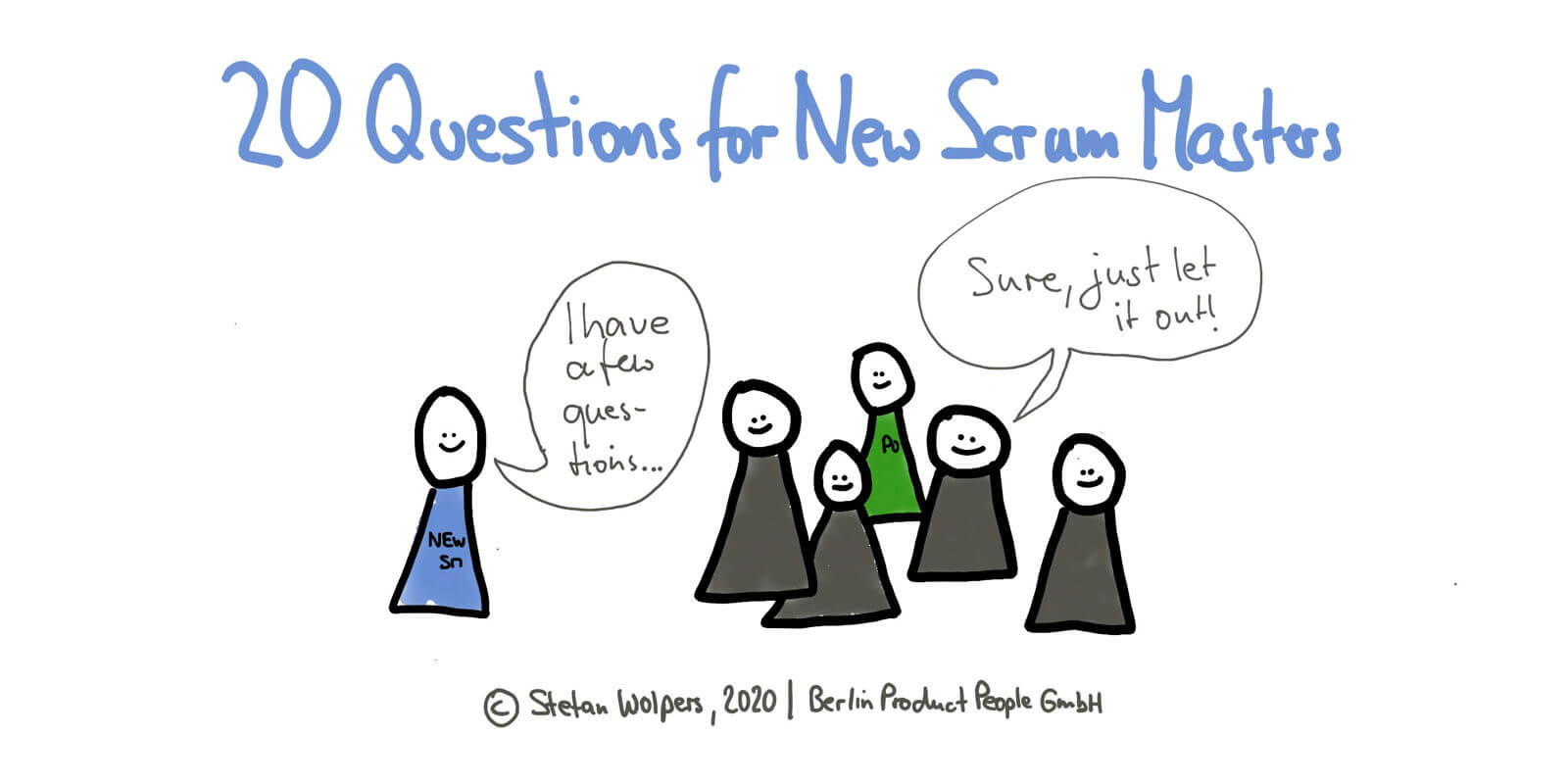 20 Questions New Scrum Masters Should Ask Their Teams to Get up to Speed