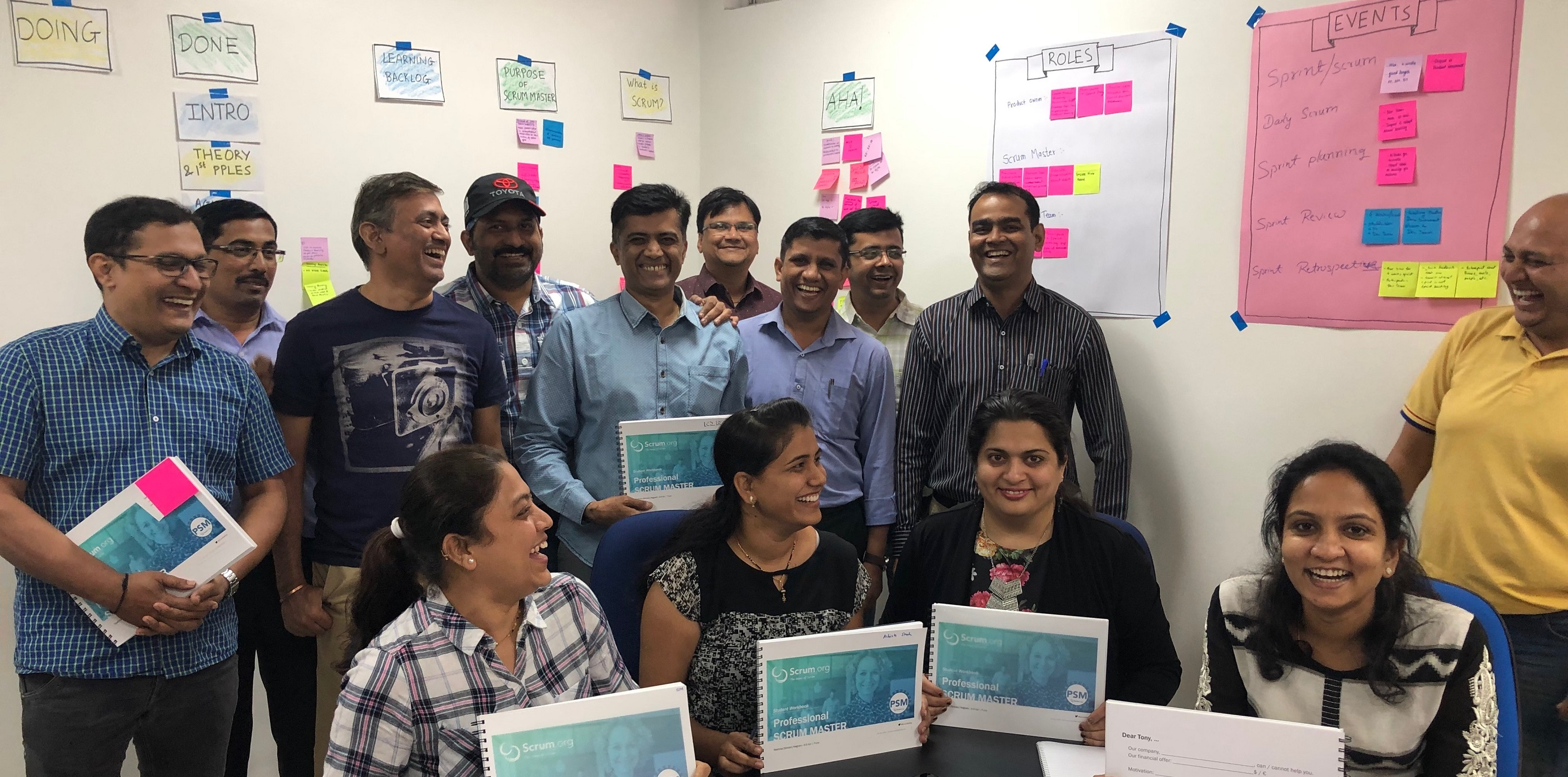 Pune PSM Agile For Growth