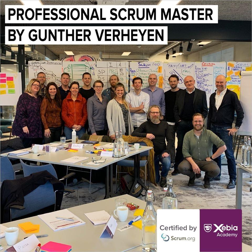 Professional Scrum MasterTM (PSM)