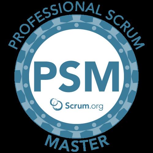 professional scrum master | scrum