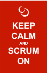 scrum on