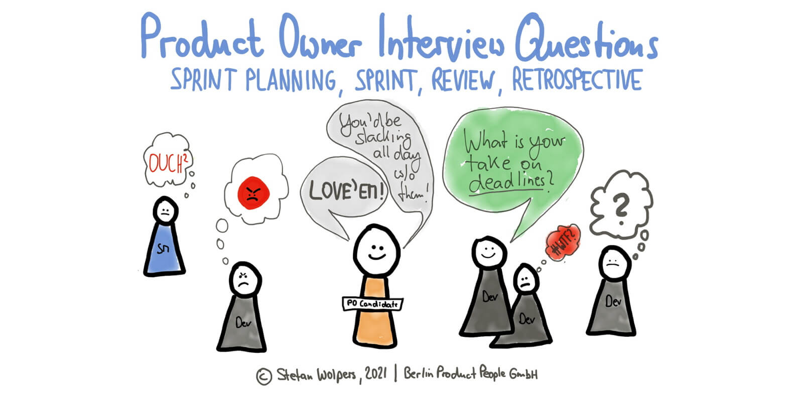 Hiring: 71 Scrum Product Owner Interview Questions to Avoid Agile Imposters