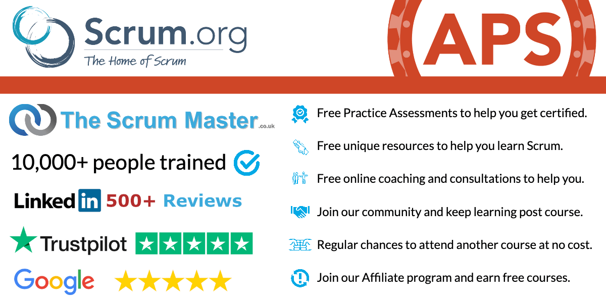 TheScrumMaster.co.uk APS