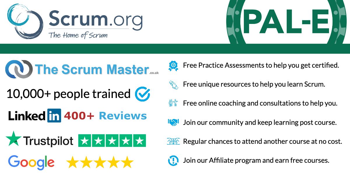 TheScrumMaster.co.uk PALE