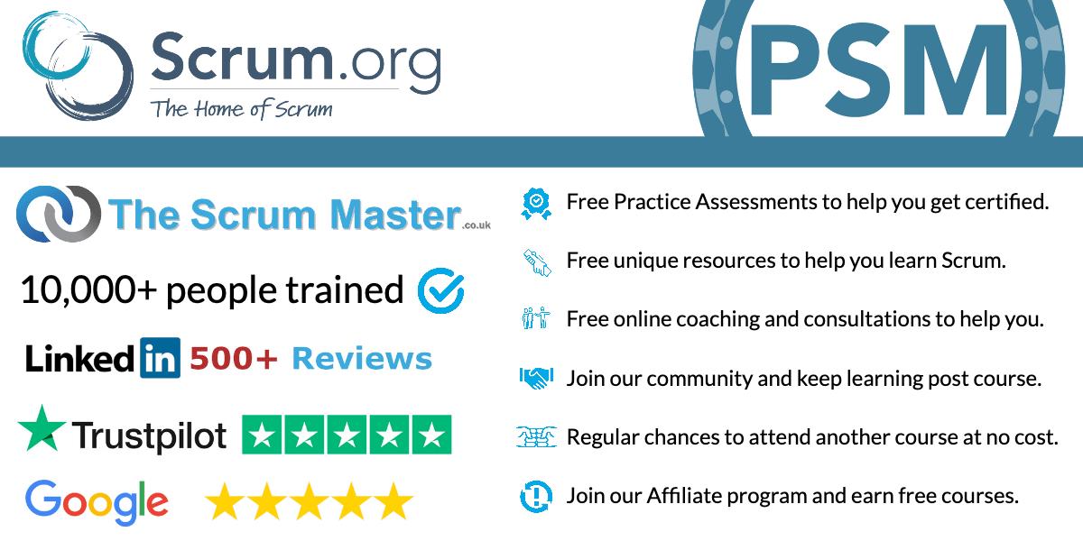 TheScrumMaster.co.uk PSM