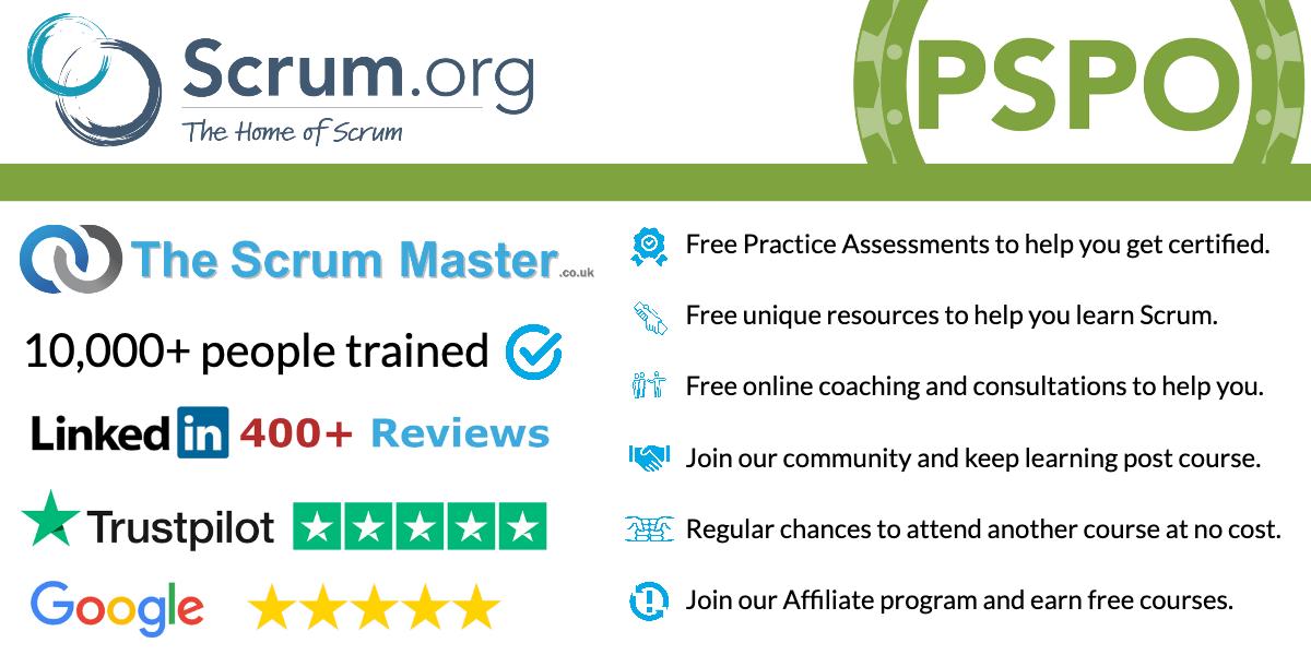 TheScrumMaster.co.uk PSPO