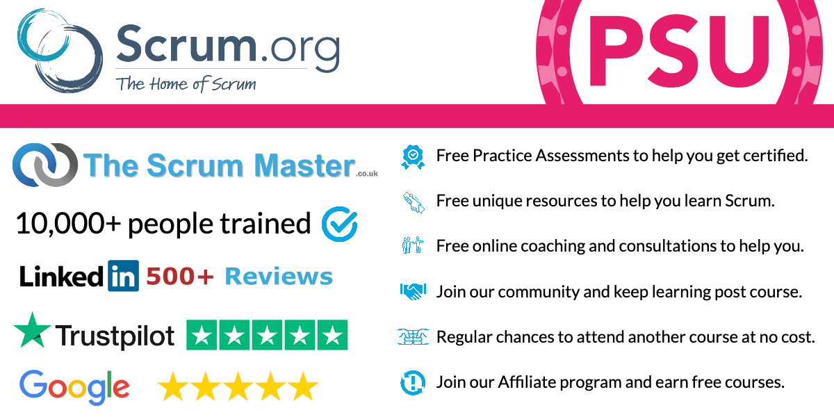 TheScrumMaster.co.uk PSU