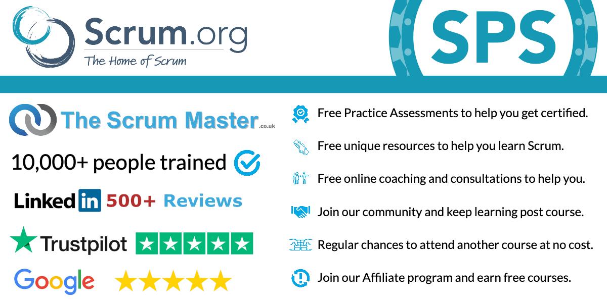 TheScrumMaster.co.uk SPS
