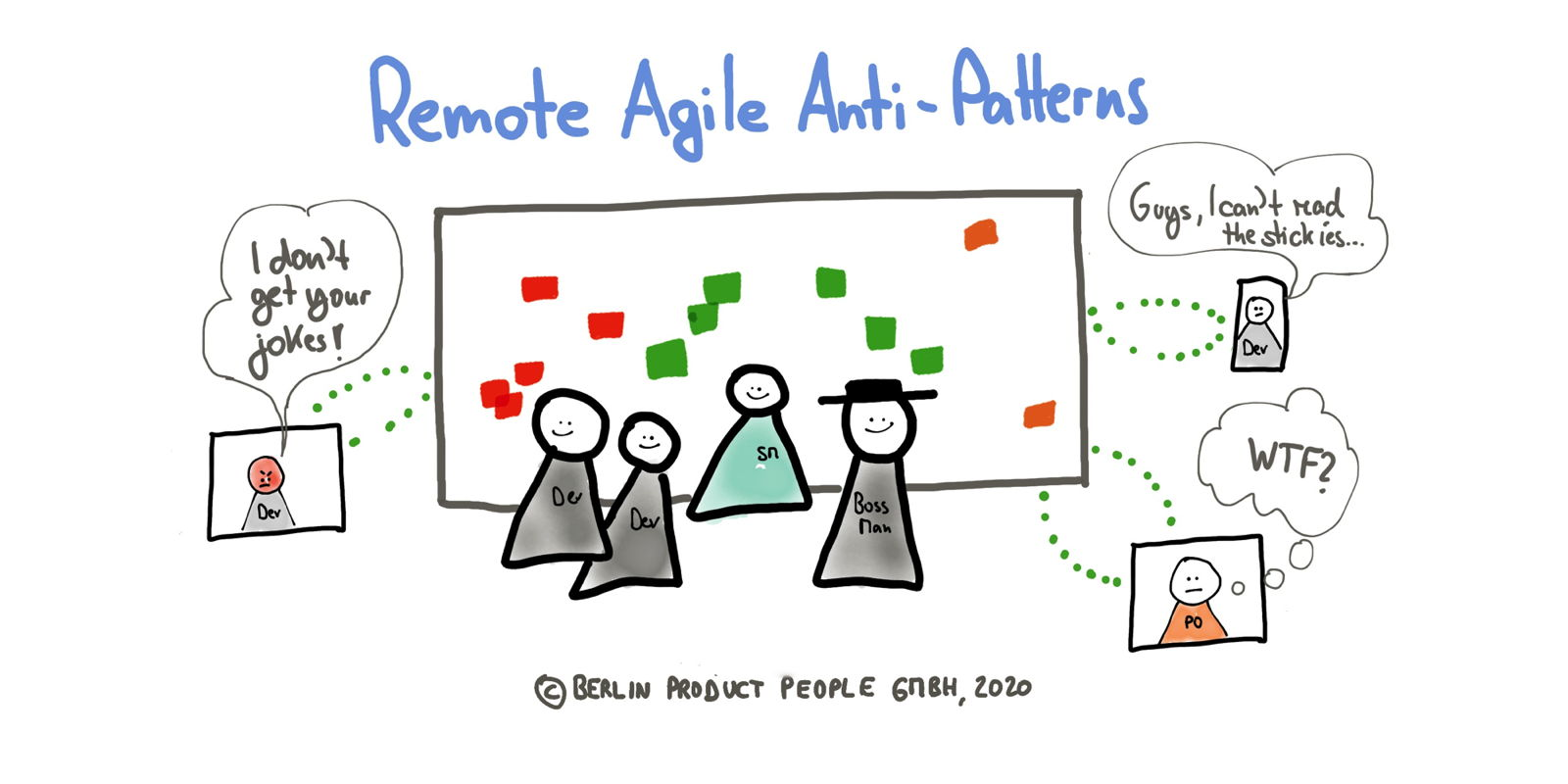 Remote Agile (Part 4): Anti-Patterns — Pitfalls Successful Distributed Teams Avoid