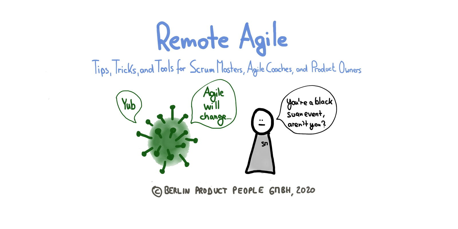 Remote Agile (Part 1): Practices & Tools for Scrum Masters, Agile Coaches, and Product Owners