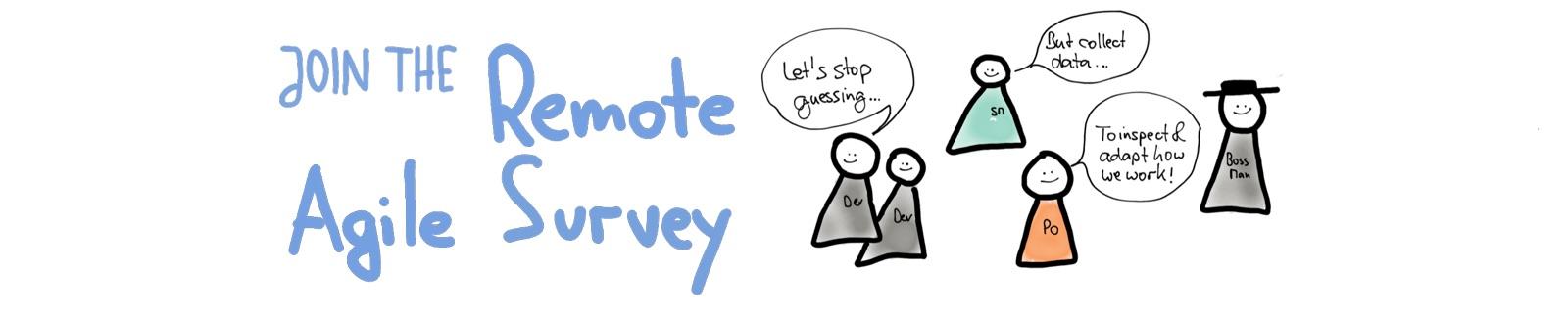 Remote Agile Survey 2020