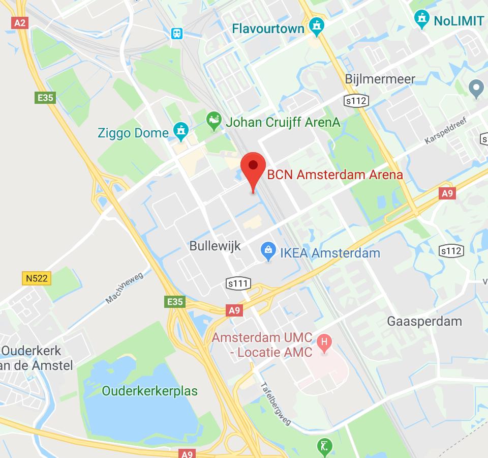 Location training venue