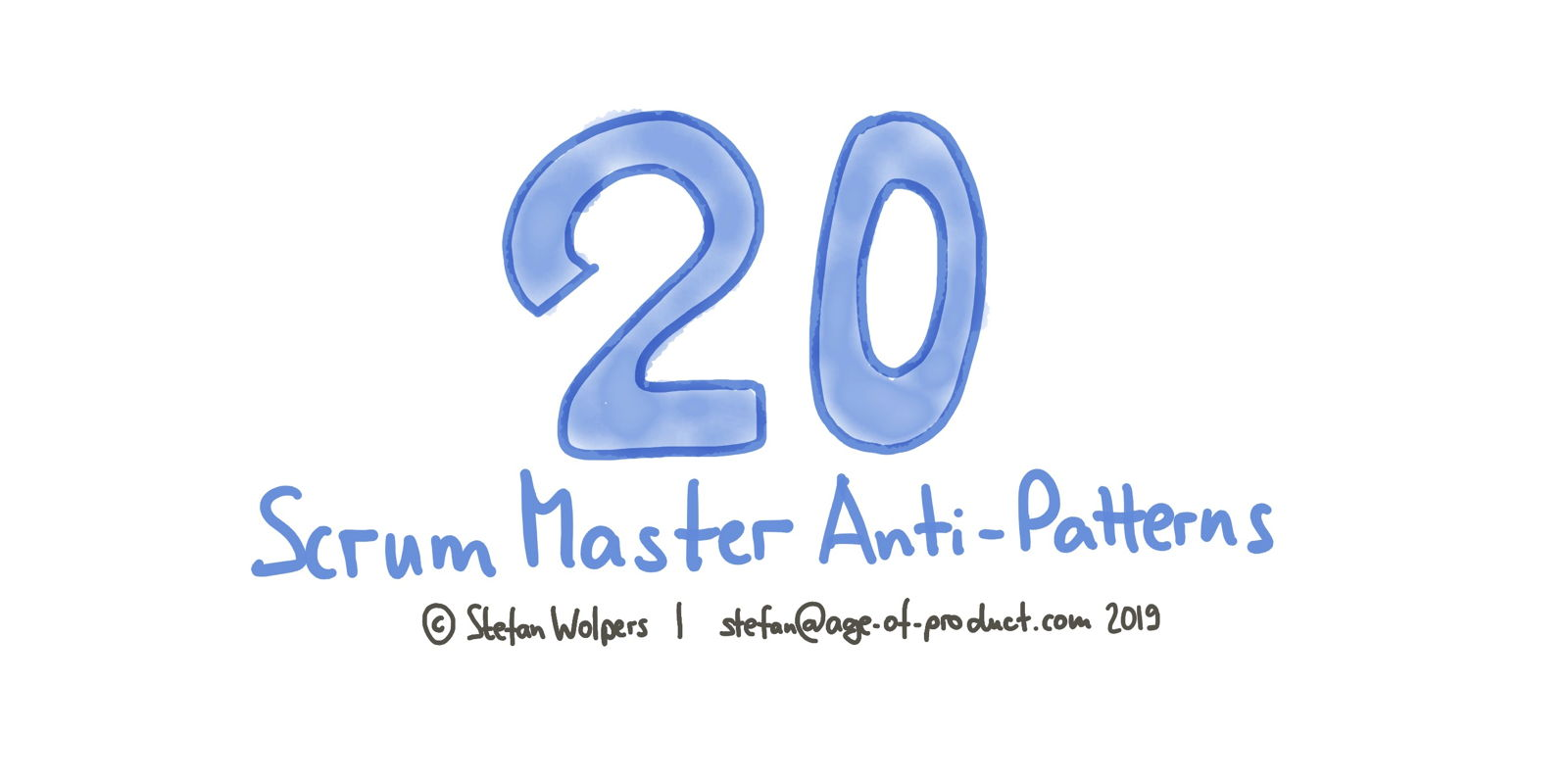 Scrum Master Anti-Patterns — 20 Signs Your Scrum Master Needs Help