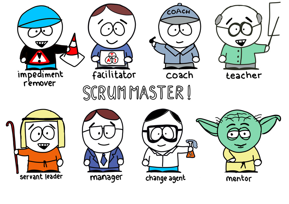 What makes the difference between a GOOD Scrum Master and a GREAT Scrum Master?
