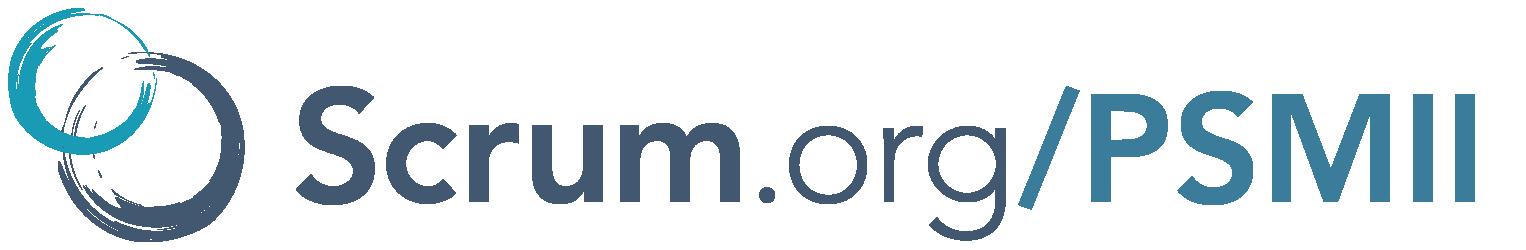 Scrum.org PSM II