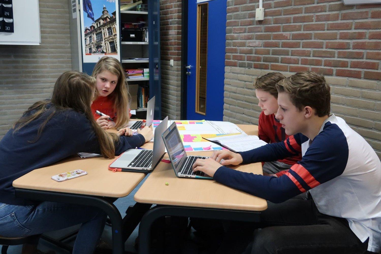 Team Composition in an Agile Classroom
