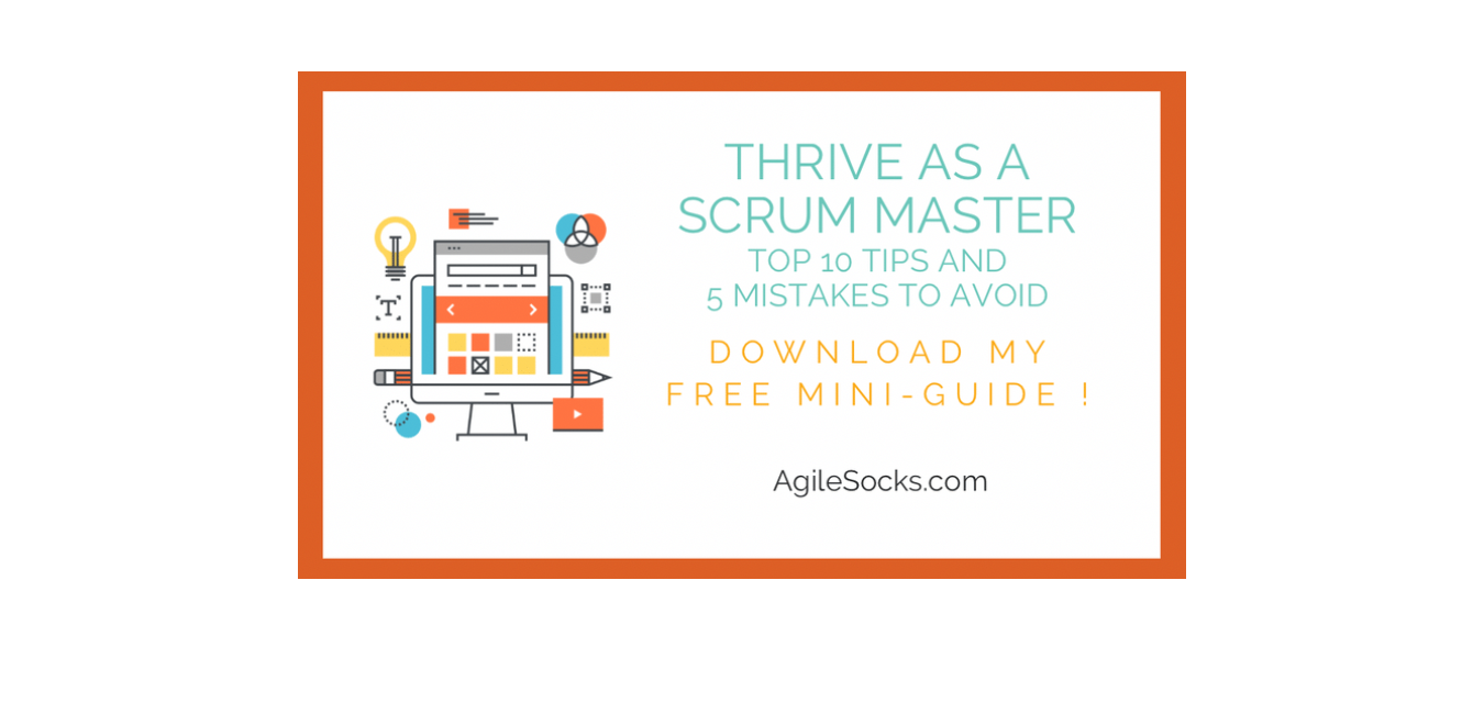 Download Thrive as a Scrum Master Mini-Guide
