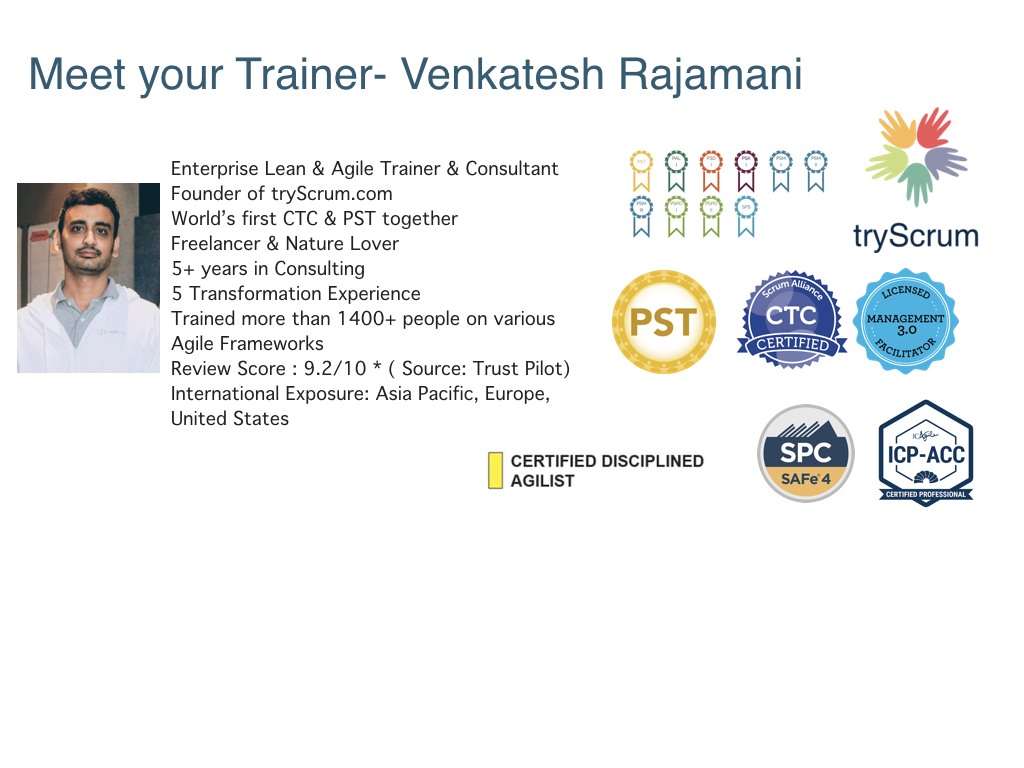 Trainer-Profile
