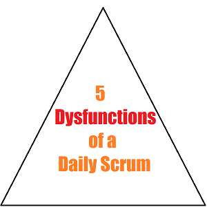 Daily Scrum Dysfunctions