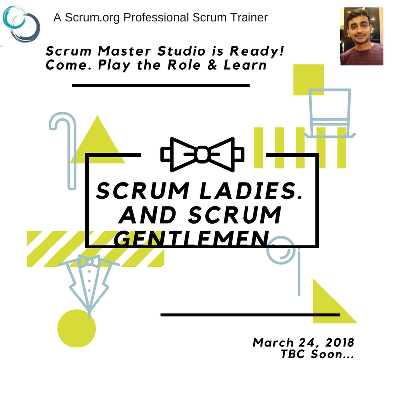 Scrum Master Studio
