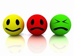 emoticons happy to mad