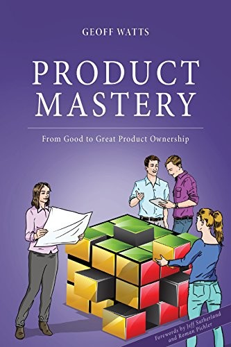 Product Mastery Book Cover
