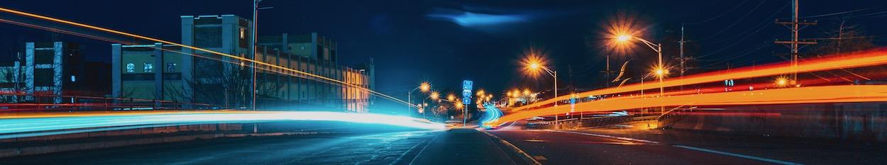 Speed on a roadway