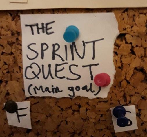 Sprint Quest