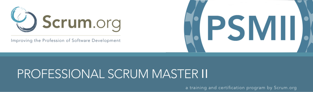 professional scrum master ii | scrum