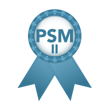 psm-ii badge