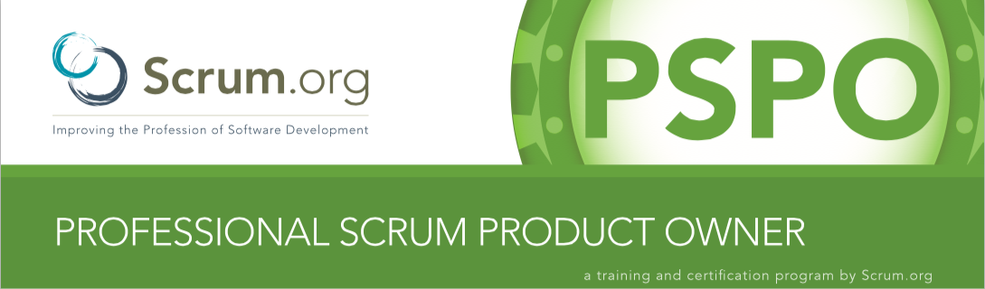 Professional Scrum Product Owner Scrum