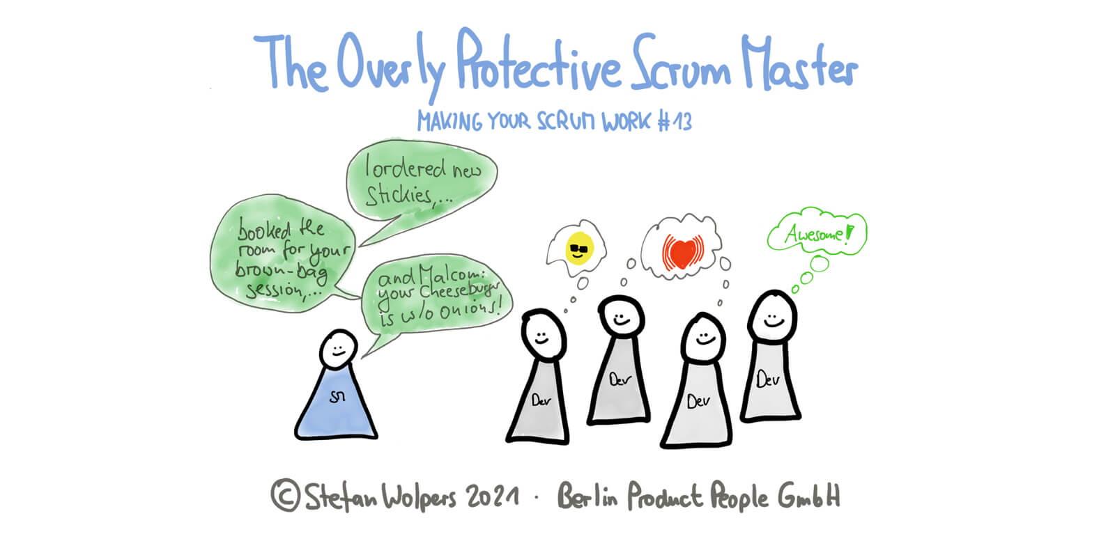 When Scrum Masters Fail — Making Your Scrum Work #13