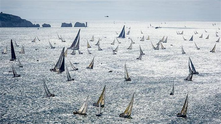 Organisational Agility is like a fleet of yachts