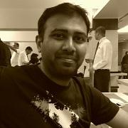 Profile picture for user ANKIT KUVADIA