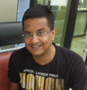 Profile picture for user Ramanan Iyer